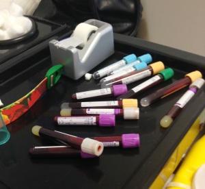 IVF Blood Tests